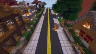 Сериал Minecraft Зомби Апокалипсис/Уроки выживания #4