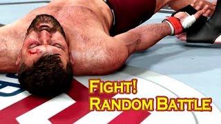 Fight! Hodgepodgedude играет EA UFC