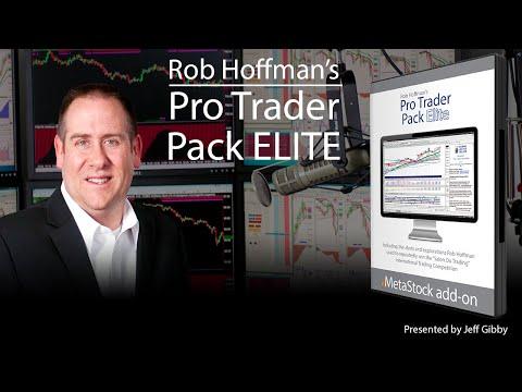 Rob Hoffman's Pro Trader Pack ELITE for MetaStock