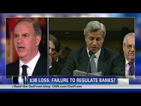 What should happen now to JPMorgan Chase's CEO?
