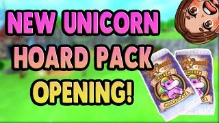 Wizard101 Unicorn Hoard Pack Opening