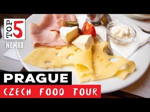 Czech Food Tour: Best Places to Eat in Prague, Czech Republic