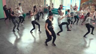 Black Sea Dance Camp 2015: Christopher Martin - Paper Loving by Simona Mereu (Dancehall)
