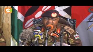 Shughuli ya kutafuta makurutu wa jeshi yaanza rasmi