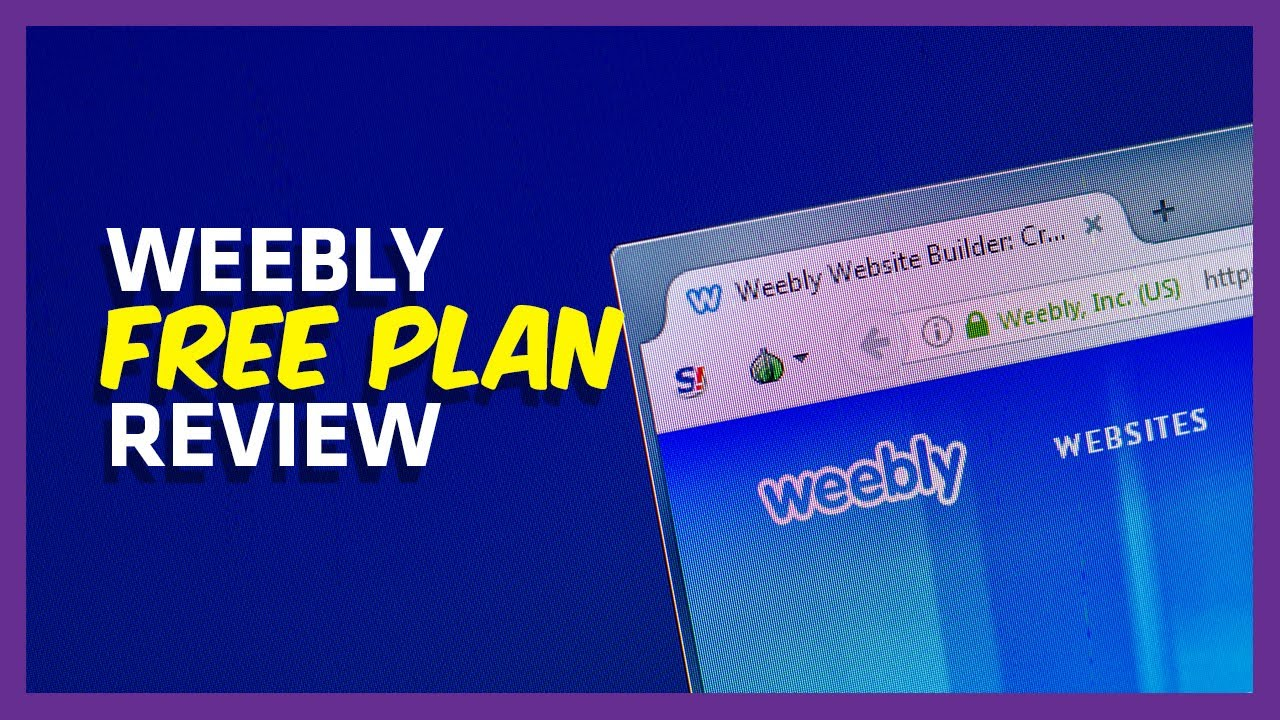 review youtube 2020 Website builder  Weebly