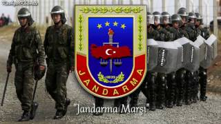 "Turkish Gendarmerie Forces March "" Jandarma Marşı "" Resimi"