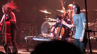 Скачать I Don T Care Live By Apocalyptica With Adam Gontier