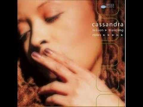 Cassandra Wilson  Time after time