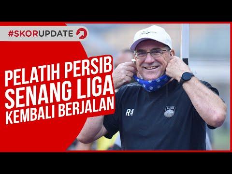 Coach Robert Rene Alberts Senang Liga 1 Kembali Bergulir