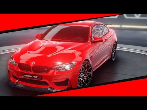 Building Up The BMW M4 GTS    Asphalt 9:Legends