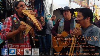 Sanjuanito Yamor Traditional Sound
