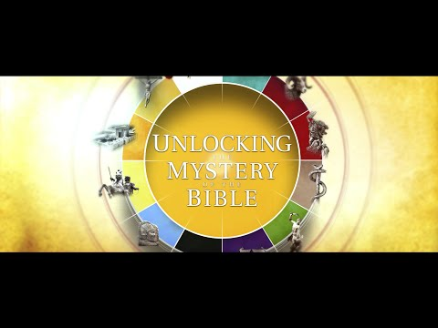 Unlocking the Mystery of the Bible -- Trailer (HD) -- (OLD VERSION)