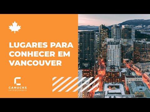 Os Principais Pontos Turísticos em Vancouver