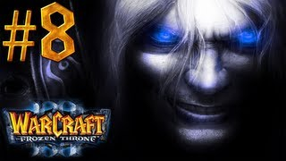 Warcraft 3 The Frozen Throne Walkthrough - Part 8 - Shards of the Alliance