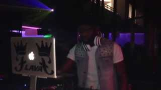 DJ Flava Live At Long Bar Alongside MC Tex [MALAYSIA]