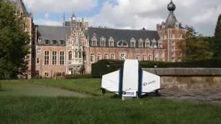 VertiKUL 2: the second generation of transitioning VTOL UAV for automated aerial transport