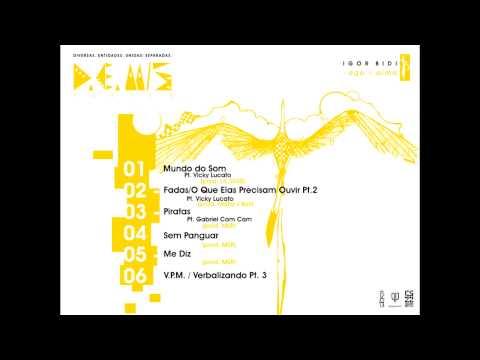 Igor Bidi - D.E.U/S. Pt. 1 -ego+Alma (EP COMPLETO)