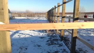 Diy 8ft Fence Part 1