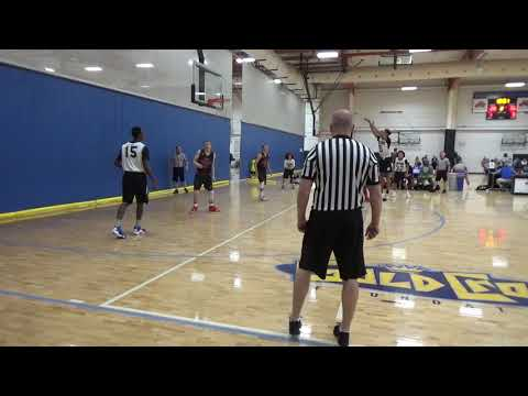 2017 Falcon High School Boys Summer Hoop Highlights