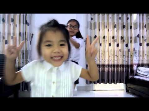 Cao Lê Hà Trang (GHVN) &Đinh Thùy Dương (BNHVN) - Dance Sport DADDY - PSY