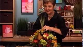 Thanksgiving Harvest Centerpiece