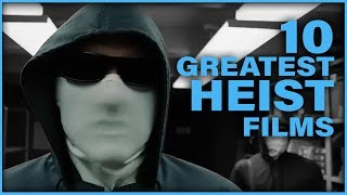 Top 10 Heist Movies of All Time