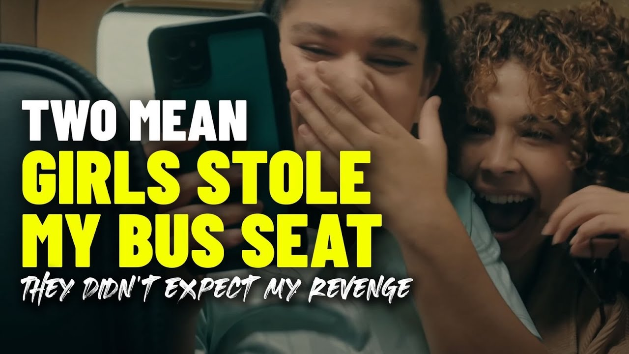 Two Mean Girls Stole My Bus Seat. They Didn't Expect My Revenge