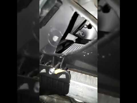 Chevrolet Cruze проблема с заслонками печки