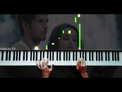 Teri Galiyan - Piano By Vn