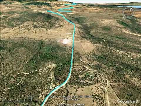 Lesbos - Greek Island Virtual Drone Flyover Tour
