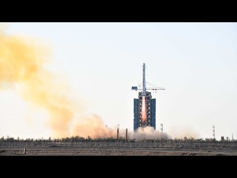 China and France space cooperation: First-ever joint oceanography satellite launched
