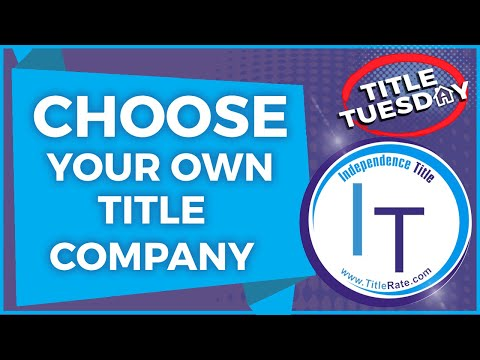 Episode 95 What Do You Look For When Choosing a Title Company on Florida Real Estate