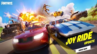 The Joy Ride Update | Fortnite Movie Trailer