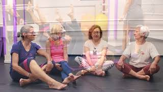 Dança na Terceira Idade - Uma porta para a felicidade