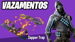 New trap and Skins leaks-Fortnite v. 10.20