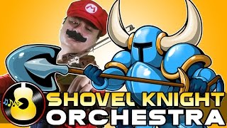 Shovel Knight - In the Halls of the Usurper (Pridemoor Keep) - Mini Mario Orchestra