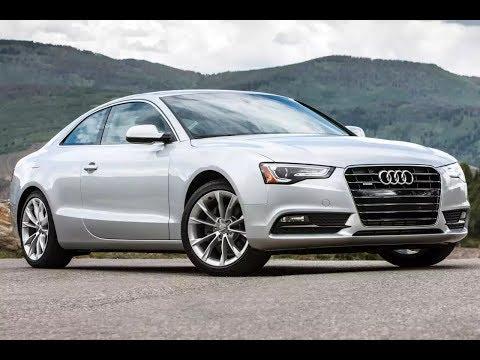 Audi A5  2017 Car Review