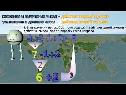 Видеоурок математика 5 класс фгос