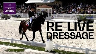 RE-LIVE | FEI Dressage Nations Cup - Grand Prix Freestyle | Compiègne