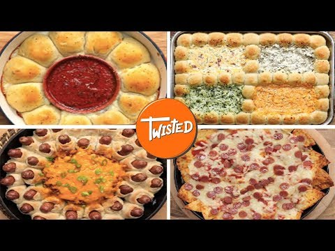 12 Tasty Game Day Appetizers  | Game Day Snacks | Tailgating Food | Twisted