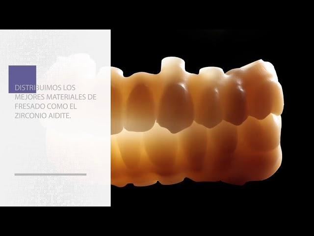 Materiales y Equipos de CAD CAM Dental - Todo Cad Cam