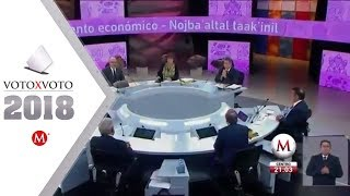 Tercer debate presidencial 2018, video completo