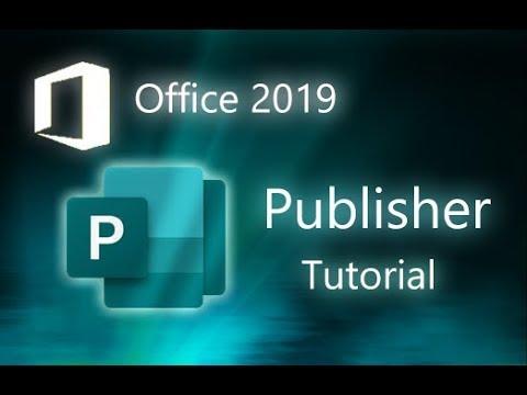 Microsoft Publisher 2019 - Full Tutorial For Beginners In 12 MINS!