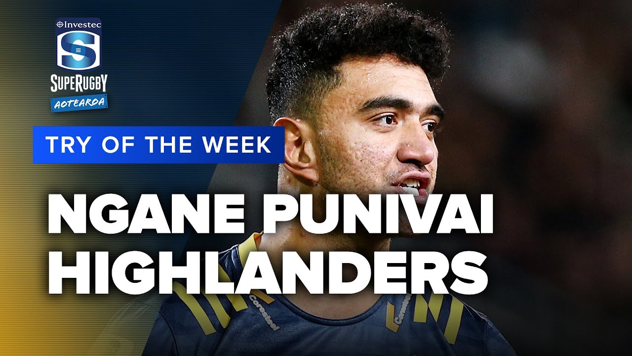 TRY OF THE WEEK | Super Rugby Aotearoa Rd 4
