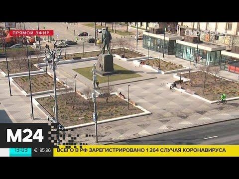 Москвичи поддерживают режим изоляции в городе - Москва 24
