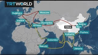 Gambar cover Silk Road Summit: What is China's 'new Silk Road' project?