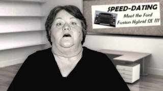 Nancy Black  Ford Fusion Speed date 1