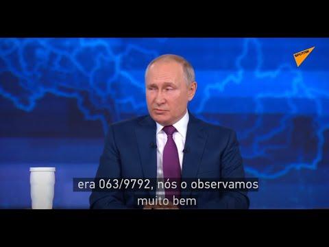 Putin: foi pura provocação o incidente com destróier britânico