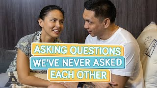 WE ASKED EACH OTHER HONEST QUESTIONS - Alapag Family Fun