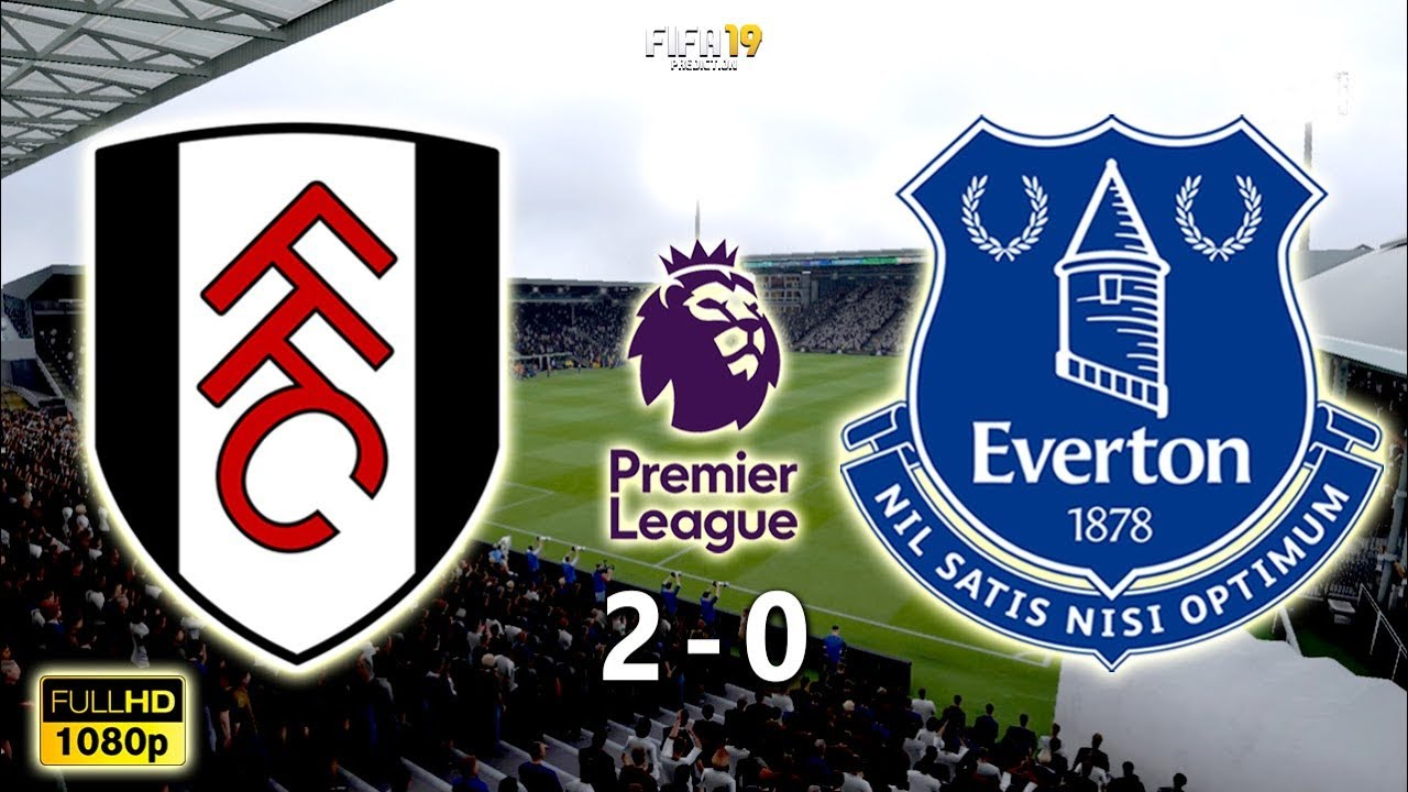 Fulham Vs Everton